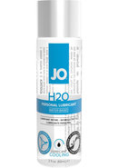 Jo H2o Cool Water Based Lubricant 2 Ounce