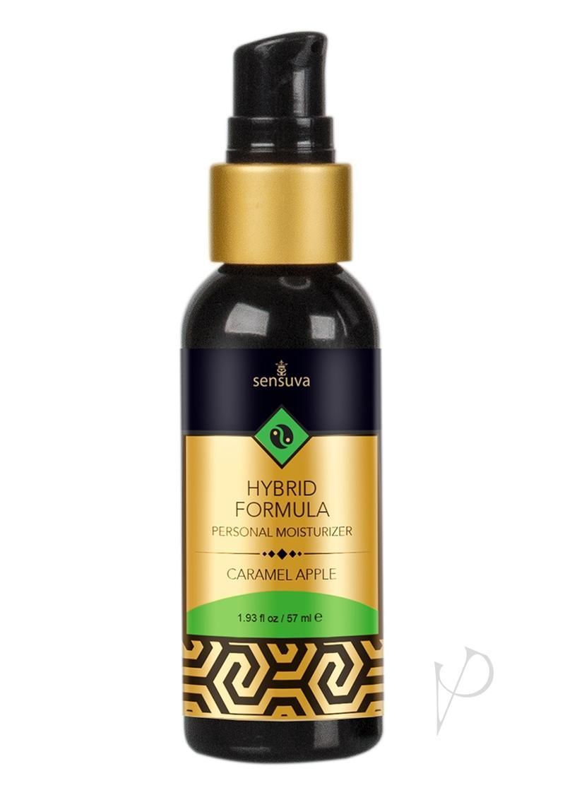 Sensuva Hybrid Caramel Apple Flavored Lubricant 1.93oz